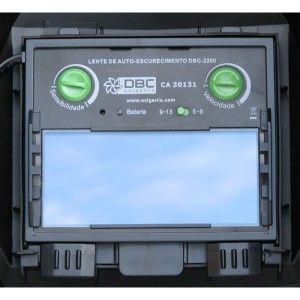 Lente da Máscara DBC-2200